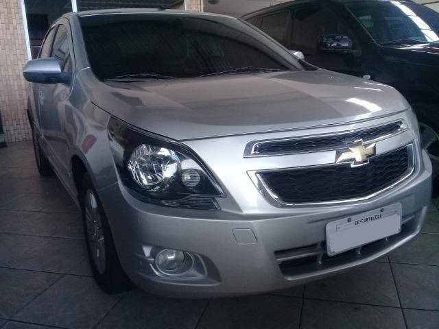 Chevrolet Cobalt LTZ 2015 - parcelamos na promissoria ou cheque - Foto 3