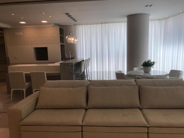 """Magnífico apartamento """"NOVO"""" 4 suítes na Avenida em Meia Praia em Itapema SC - Foto 15"""