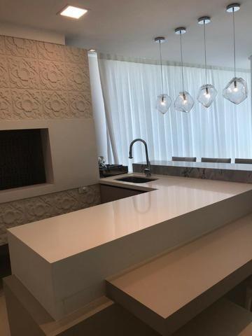 """Magnífico apartamento """"NOVO"""" 4 suítes na Avenida em Meia Praia em Itapema SC - Foto 17"""