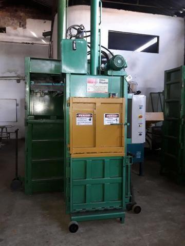 Prensa Enfardadeira Hidráulica Vertical - Produtos para Reciclagem em Geral - Foto 3