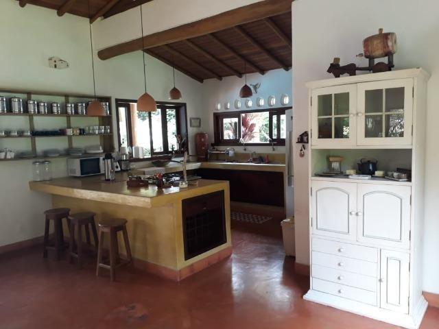 RE/MAX Safira aluga casa para temporada em área de preservação, em Trancoso - BA - Foto 10