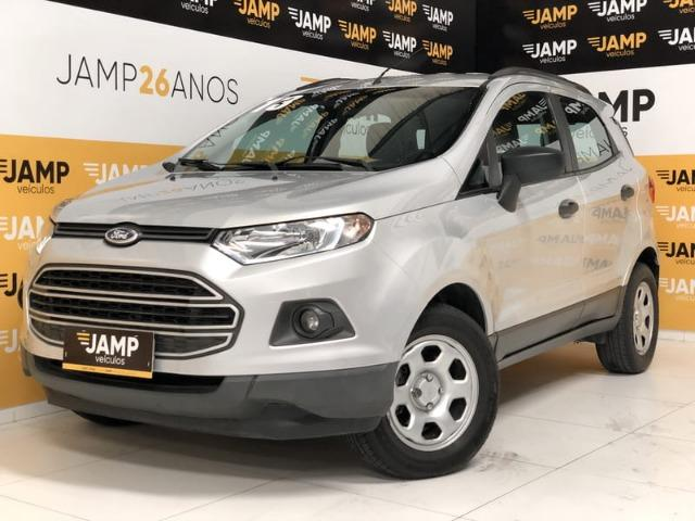 Ford Ecosport SE 2.0 Flex Automática - Banco em couro + Pneus ZERO + (IPVA 2019 Pago)