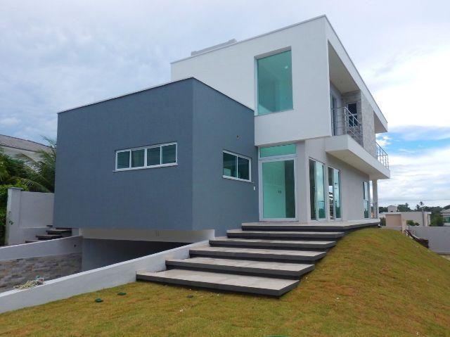 CA0056 - Linda casa em lote de esquina no Alphaville Eusébio
