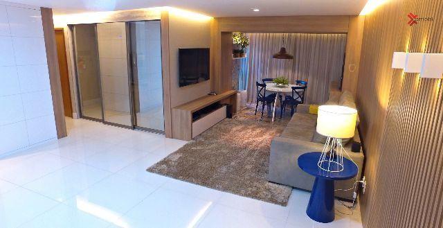 Apartamento 100% Mobiliado - Diferenciado 130m Moacyr Maia no Tirol