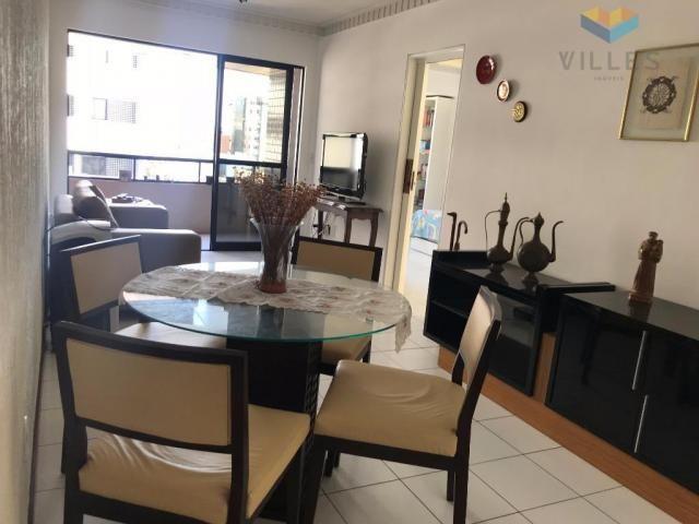 Ed. Atlântico Sul Apartamento residencial à venda, Ponta Verde, Maceió.
