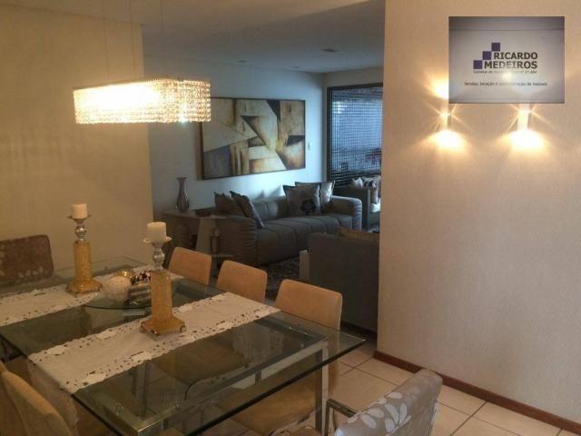 Apartamento 200m², com 4/4, Cidade Jardim, Salvador.