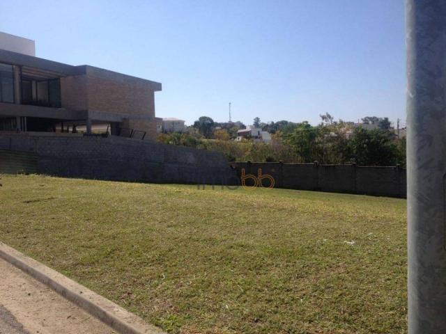 Terreno residencial à venda, Alphaville Nova Esplanada II, Votorantim.