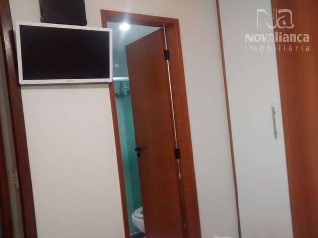 Apartamento com 3 dormitórios à venda, 78 m² por R$ 340.000 - Jardim Camburi - Vitória/ES - Foto 16