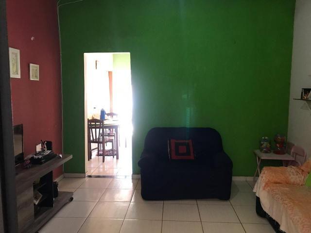 Casa 02 quartos lote 250m2 130mil arapoanga DF - Foto 6