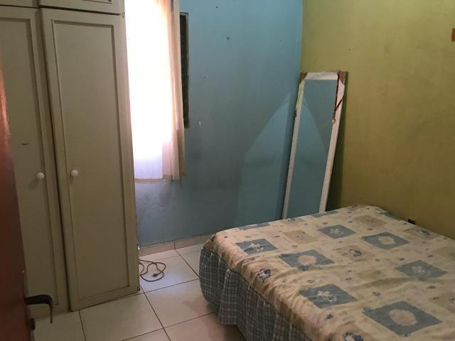 Casa 02 quartos lote 250m2 130mil arapoanga DF - Foto 4