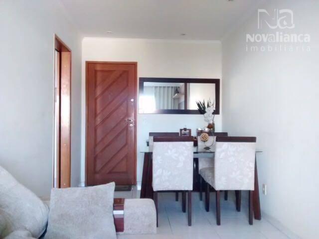 Apartamento com 3 dormitórios à venda, 78 m² por R$ 340.000 - Jardim Camburi - Vitória/ES - Foto 10