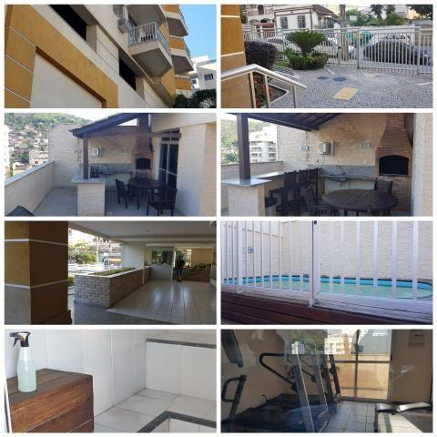 Cód 081 Lindíssimo Apartamento em Santa Rosa /Niterói !! - Foto 2