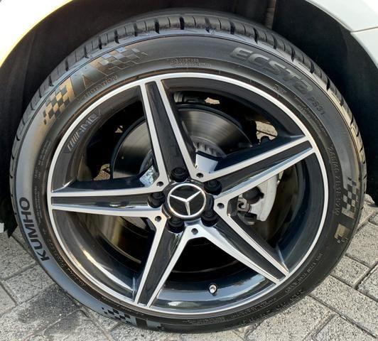 Mercedes benz - c180 cgi 1.6 turbo 16v automático 2018/2018 (único dono) - Foto 12