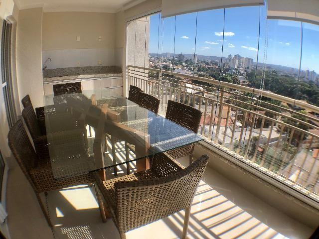 Jazz Life Style - Apartamento com 4 Suítes com Vista para o Lago Das Rosas - 161 m2