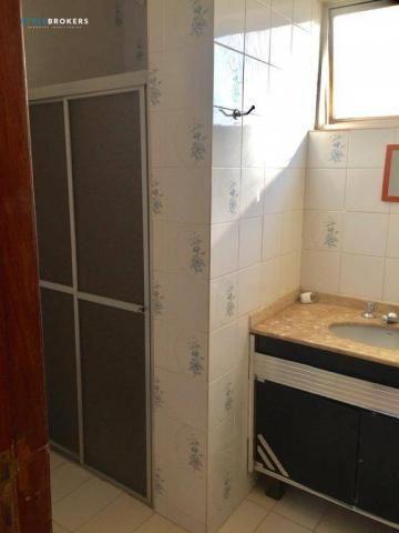 Apartamento no Edifício Apiacás com 3 dormitórios para alugar, 86 m² por R$ 1.000/mês - Foto 6