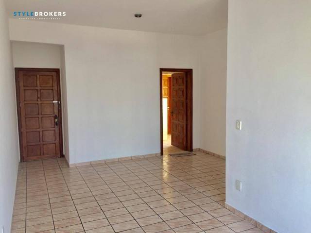 Apartamento no Edifício Apiacás com 3 dormitórios para alugar, 86 m² por R$ 1.000/mês - Foto 13