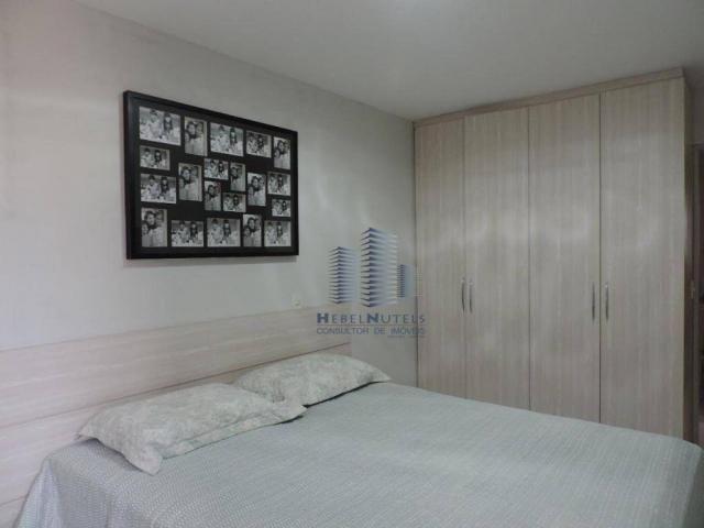 Apartamento com 4 dormitórios à venda, 133 m² por R$ 750.000 - Jatiúca - Maceió/AL - Foto 10