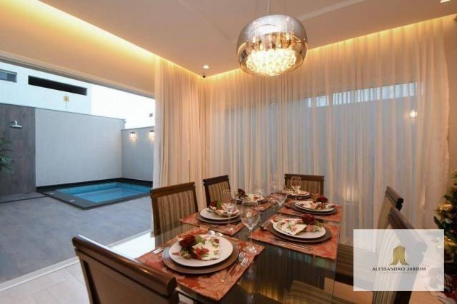 A casa mais bonita do Guará! Com piscina, nova! - Foto 8