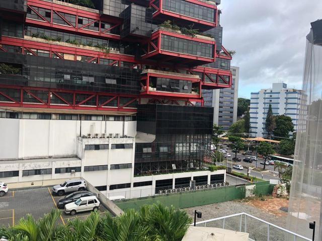 Apartamento com 1 dormitório à venda, 44 m² por r$ 350.000 - caminho das árvores - salvado - Foto 10