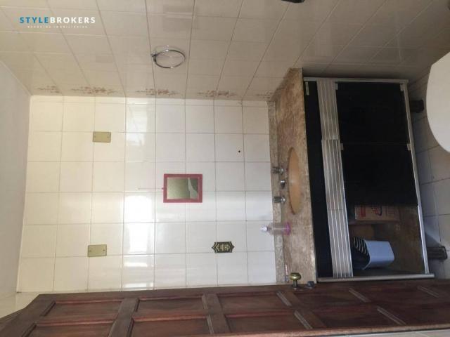 Apartamento no Edifício Apiacás com 3 dormitórios para alugar, 86 m² por R$ 1.000/mês - Foto 10
