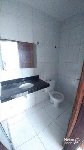 Casa de condomínio para alugar com 3 dormitórios em Chácara brasil, São luís cod:CA0320 - Foto 10