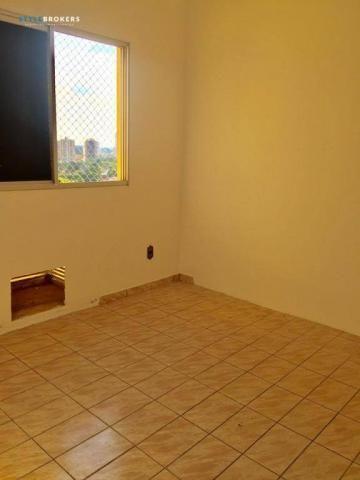 Apartamento no Edifício Apiacás com 3 dormitórios para alugar, 86 m² por R$ 1.000/mês - Foto 5