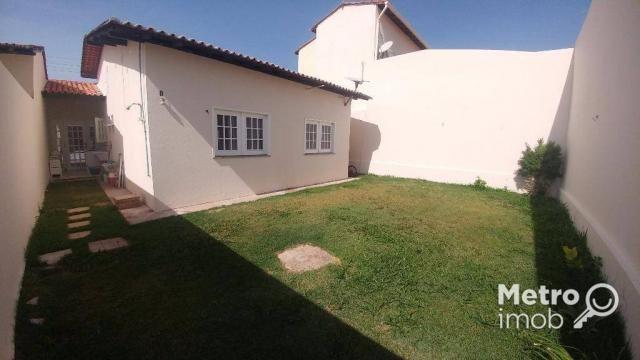 Casa de condomínio para alugar com 3 dormitórios em Olho d água, São luís cod:CA0125 - Foto 6