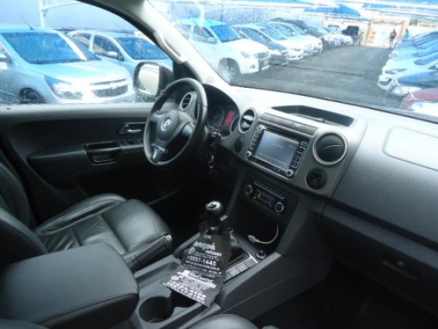 Volkswagen amarok 2011 2.0 highline 4x4 cd 16v turbo intercooler diesel 4p manual - Foto 7