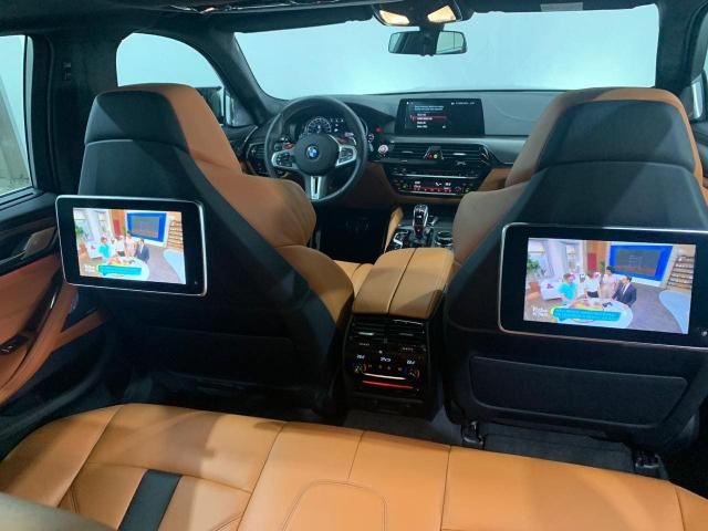 BMW M5 2018/2019 4.4 V8 TWIN POWER M XDRIVE STEPTRONIC - Foto 8