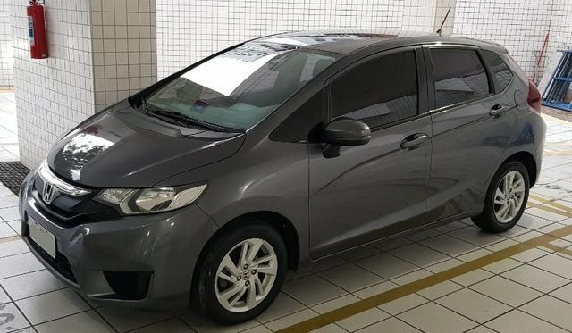 Honda Fit LX único dono todas revisões na Honda apenas 30mil km - Foto 18