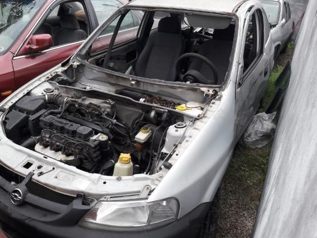 Sucata Chevrolet Celta 1.0 2001