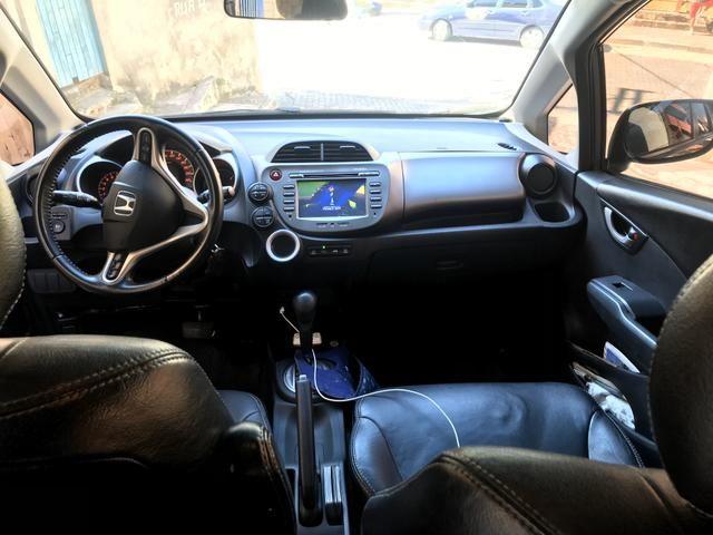 Vendo Honda Fit Ex 2011 automático - Foto 8