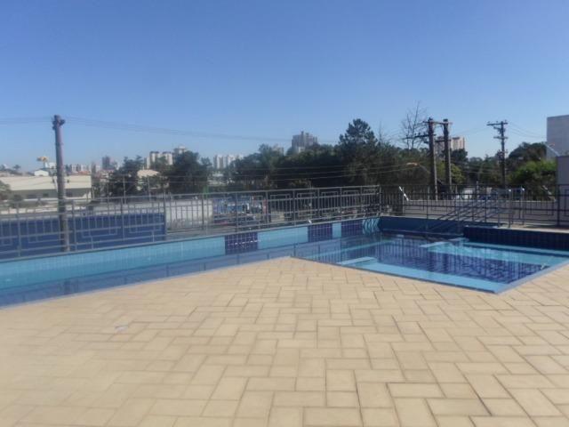 Apartamento com 3 dormitórios à venda, 69 m² por r$ 440.000 - vila humaitá - santo andré/s - Foto 13