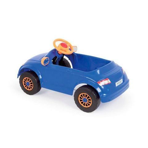 Audi ATT Azul com Pedal - Homeplay