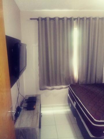 Apartamento Semi Mobiliado no Condomínio Villa Jardim Orquídea 3 Qts - Foto 15