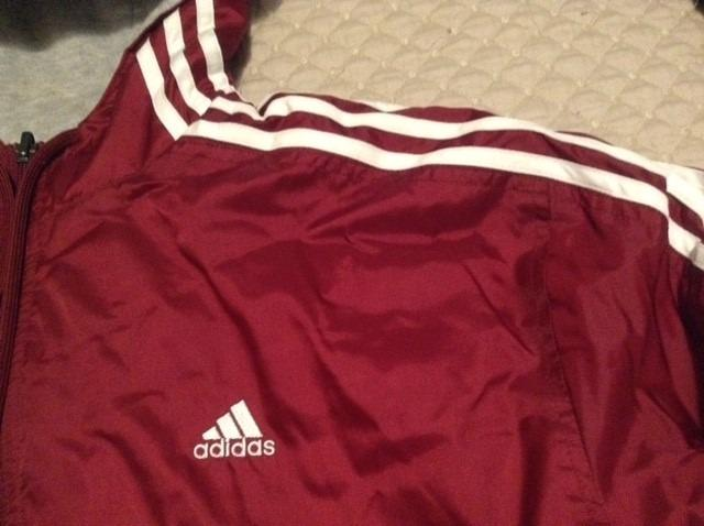Jaqueta Adidas Original - Tam G