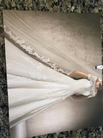 Vestido de noiva St. PATRICK Barcelona - Foto 3
