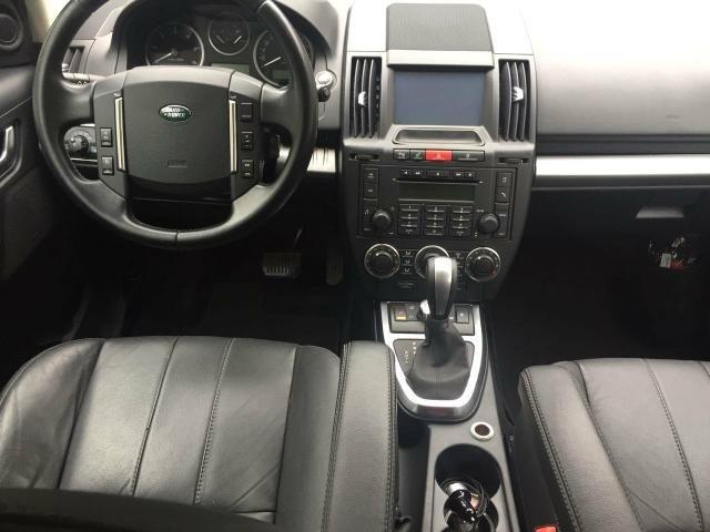 Vendo Land Rover Freelander 2 SD 4 diesel - Foto 6