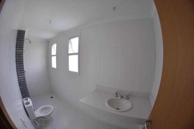 Apartamento com 3 dormitórios à venda, 95 m² por r$ 520.000 - vila assunção - santo andré/ - Foto 15