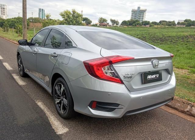 Honda Civic EXL 2018 garantia de fábrica até 2021 - Foto 4