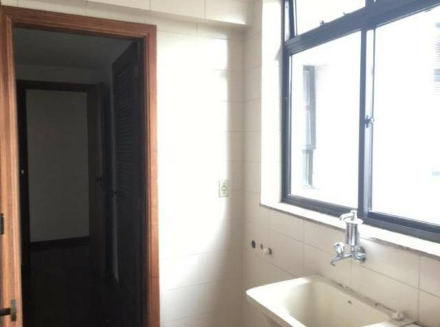Excelente Apartamento 130m² Vaga de Garagem e Dependência Completa Rua Dna Delfina Tijuca - Foto 9