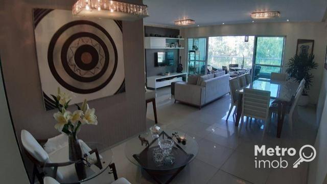 Apartamento com 3 quartos à venda, 127 m² por R$ 700.000 - Jardim Renascença - São Luís/MA - Foto 6