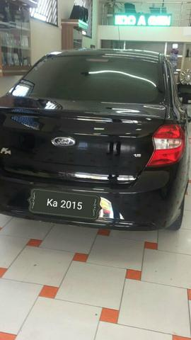 Ford Ka Sedã 2015 - Foto 8