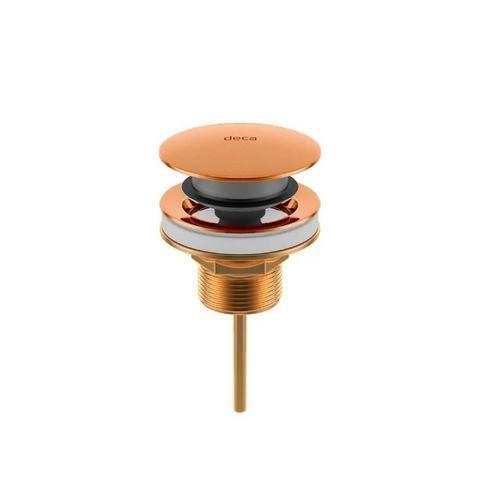 Válvula de escoamento Deca - Black Matte - Black Noir - Gold Matte - Red Gold - Foto 3