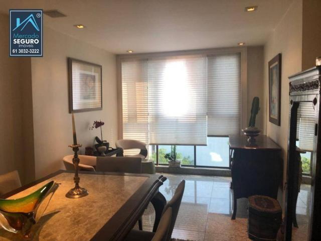 Cobertura para alugar, 370 m² por R$ 15.000,00/mês - Asa Sul - Brasília/DF - Foto 8