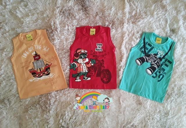 Camiseta infantil masculina - Foto 3