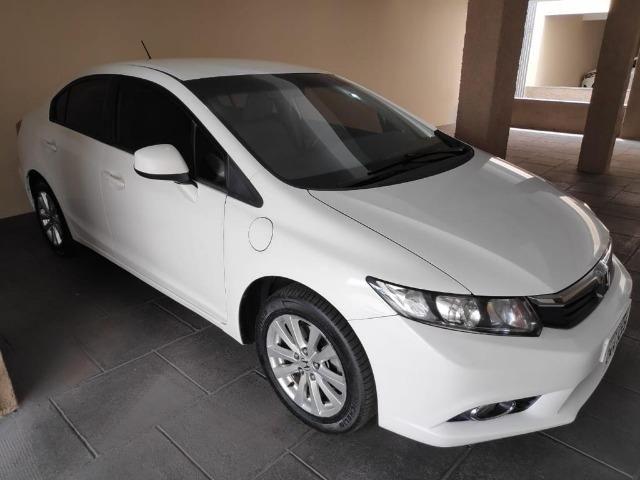 Honda Civic 1.8 16V Lxs Aut. 2014 - Foto 3