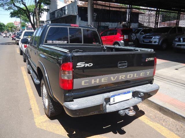 S10 Executive 2.8 4x2 Diesel CD ( Cabine Dupla ) - Foto 4