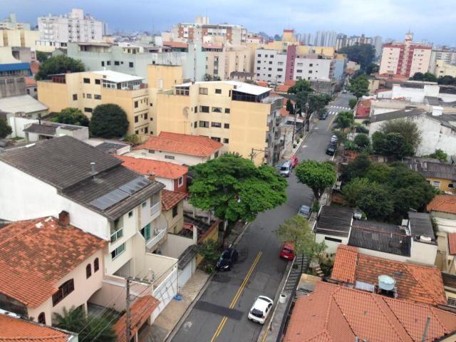 Cobertura à venda, 130 m² por r$ 650.000 - santa maria - são caetano do sul/sp - Foto 8