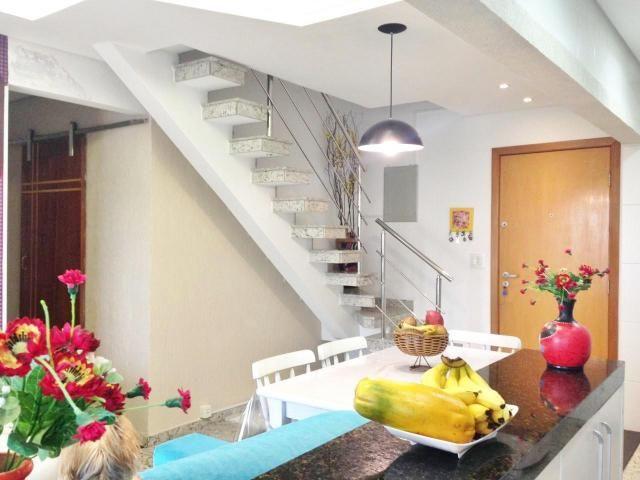 Cobertura à venda, 130 m² por r$ 650.000 - santa maria - são caetano do sul/sp - Foto 3